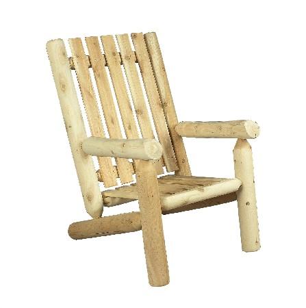 Associ&eacute; &agrave; son repose pieds RONDINS (r&eacute;f B 11), il devient un v&eacute;ritable fauteuil d&eacute;tente.<br /> <br /> Il compl&egrave;te la gamme RONDINS (canap&eacute;s, t&ecirc;te &agrave; t&ecirc;te, fauteuils) et vous permet de cr&eacute;er votre salon &agrave; votre convenance. <br /> <br /> N'oubliez pas ! ce fauteuil est &eacute;galement con&ccedil;u pour l'int&eacute;rieur de votre maison comme cela est le cas pour l'ensemble de notre mobilier.<br /> <br /> En int&eacute;rieur, c'est le compagnon id&eacute;al pour un repos bien m&eacute;rit&eacute; au coin de votre chemin&eacute;e !<br /> <br /> Il existe &eacute;galement en version dossier bas (r&eacute;f B 4 KD).<br /> <br /> Mat&eacute;riau : bois brut – bois naturel – c&egrave;dre blanc – bois non trait&eacute; et imputrescible<br /> <br /> Norme EN 350 (bois tr&egrave;s durable)<br /> <br /> Usages : si&egrave;ge d'int&eacute;rieur et si&egrave;ge de jardin – tout temps<br /> <br /> Possibilit&eacute; d'&ecirc;tre verni, lasur&eacute; ou peint, selon vos go&ucirc;ts<br /> <br /> En ext&eacute;rieur, &eacute;volution de la teinte en gris clair argent&eacute;<br /> <br /> Dimensions (cm) largeur 64 – profondeur 71 – Hauteur 94<br /> <br /> Assise (cm) : Hauteur au sol 36 – Profondeur 41.5 – Largeur 43<br /> <br /> Hauteur dossier 72.5 cm<br /> <br /> Poids 14.5 kg<br /> <br /> Fauteuil livr&eacute; pr&eacute;-mont&eacute; avec quincaillerie et notice d'assemblage pour un montage simple et rapide<br /> <br /> Certification FSC et certification Rainforest Alliance <br /> <br /> Garantie fabricant 2 ans<br /> <br /> Fabriqu&eacute; au Qu&eacute;bec (Canada)<br /> <br /> Stock en France